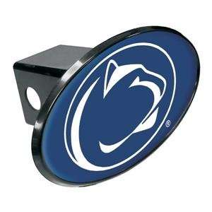 Penn State Nittany Lions Trailer Hitch Cover with Pin Automotive