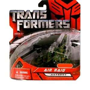 Transformers The Movie Scout Class  Air Raid Action Figure  Toys