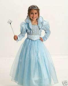 Renaissance Princess Cinderella Girls Costume Dress NEW