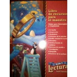 Libro de recursos para el maestro, Hojas para fotocopiar y