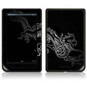 Nook Color Decal Sticker Skin   Chinese