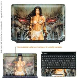 Protective Decal Skin skins STICKER for ASUS Eee PC