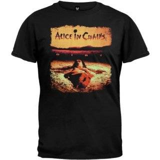 Alice In Chains   T shirts   Band Clothing