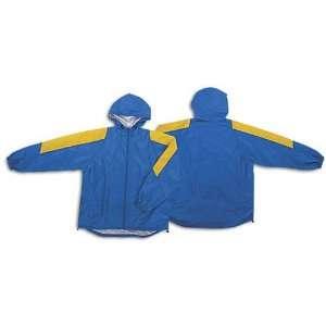 Mens Quickness Jacket ( sz. L, Royal/Gold