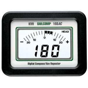 High Quality KVH Azimuth 103AC Digital Compass New