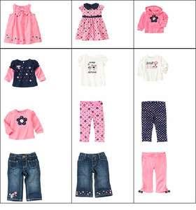 NWT Gymboree Miss Mouse Hoodie Shirt Legging Jeans Dress U Pick 12 18