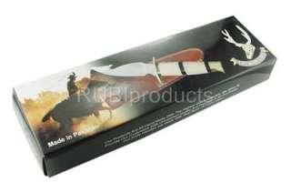 Skinning Knife BONE EDGE Hunting Knives Gut Hook Skinner BC025