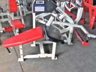 Strive Plate Loaded Prone Leg Curl w/ Warranty