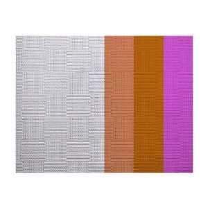 PT9814 Checkerboard Cable Paintable Wallpaper, White: Home Improvement