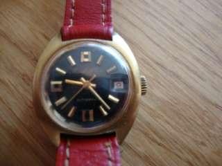 Marcel et Cie automatic wrist watch ladies, 70s.ETA