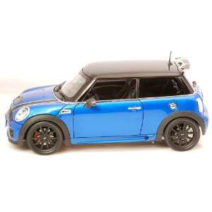 BMW Mini Cooper *John Cooper Works* Diecast Model Car in 1