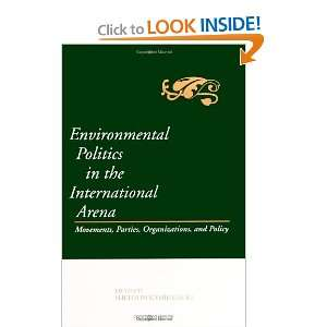 Organizations, and Policy (SUNY Series in Environmental Public Policy