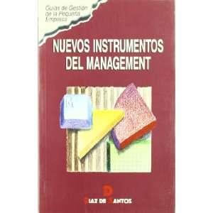 Nuevos Instrumentos del Management (Spanish Edition