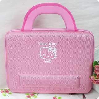 HelloKitty 10 Mini Laptop Case Computer Bag Pink 2914
