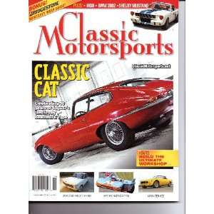 Classic Motorsports Magazine. September 2011. Various Books