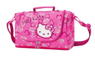 NEW SANRIO HELLO KITTY LUNCH SHOULDER BAG LEOPARD 2011