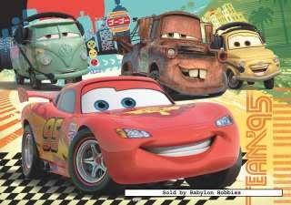 of Ravensburger 20 pieces jigsaw puzzle Disney   Cars 2 (2x) (091690