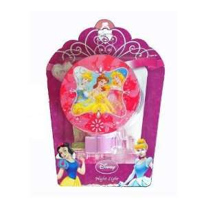 : Disney Princess Night Light Girls Bedroom Nursery: Home Improvement