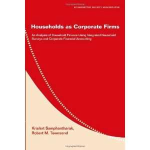 An Analysis of Household Finance Using Inegraed Household Surveys