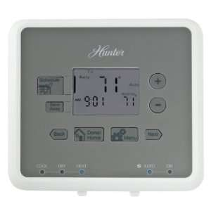 Hunter 44132 5 Minute 5 2 Day Programmable Thermostat