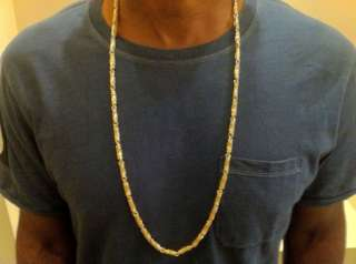Men Hip Hop 36 Fashion Chain Necklace