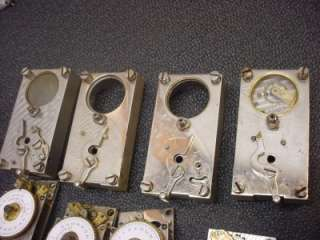 Timer Parts E. Howard, Diebold, Mosler Safe Vault Time Lock D38