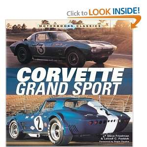 Corvette Grand Sport (Motorbooks Classic) (9780760319260