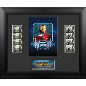 Iron Man 2 (Series 1) Framed Double Film Cell Presentation