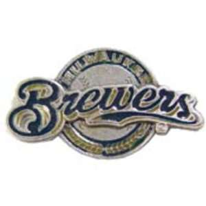 MLB Milwaukee Brewers Sox Logo Pin 1 Arts, Crafts
