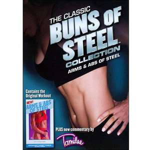 : The Classic Buns Of Steel Collection: Arms & Abs Of Steel: TV Shows