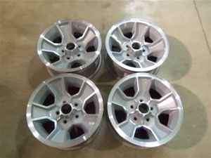 85 86 87 88 Chevy Monte Carlo SS 15 OEM Takeoff Wheel Rim Set of 4