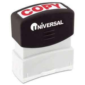 One Color Stamp STAMP,MES AIR MAIL,RD (Pack of 10)