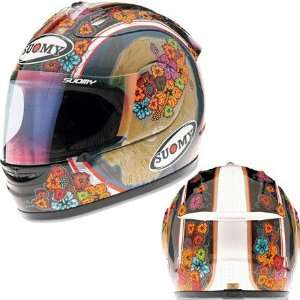 Suomy Spec 1R Extreme Amleto Full Face Helmet Small  Off