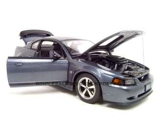 descriptions brand new 1 18 scale diecast 2004 ford mustang mach 1 by