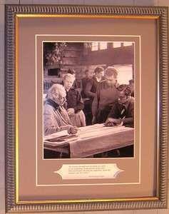 Frank Lloyd Wright Architect Quote Framed