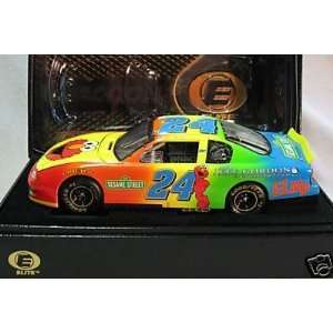 SESAME STREET FOUNDATION #24 1/24TH SCALE ELITE SERIES ACTION RACING