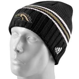 Michigan Broncos Black Watch Cuffed Knit Beanie