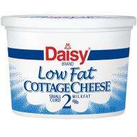 Daisy Brand® Low Fat Cottage Cheese 2%   3 lb. Member Reviews   Sams