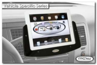 iPad in Dash Holder for Chrysler Dodge Jeep VW works with iPad 1 and 2