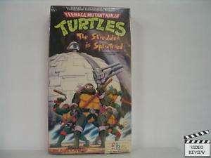 Teenage Mutant Ninja Turtles The Shredder is Splintered