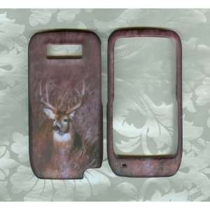 camo deer nokia e71 e71x Straight Talk phone cover case