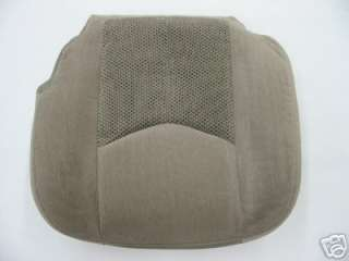 06 Chevy Tahoe Silverado Truck OEM cloth seat cover Tan set 40/20/40