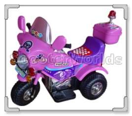 Electric Kids Ride On Motor Toy Power Wheels Motorcycle