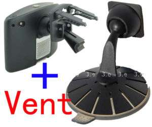 Windshield+Air Vent Car Mount Holder TomTom For GO 720 730 920 930 630