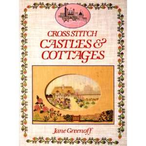 Castles and Cottages Jane Greenoff 9780715393420  Books