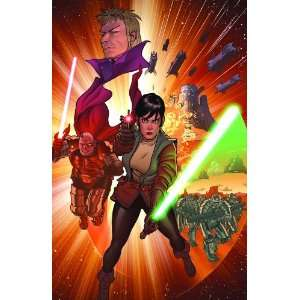 Star Wars Knight Errant #5 Aflame (0761568171563): John