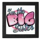 Artsmith Inc Keepsake Box Black Im The Big Sister