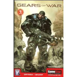 Gears of War Set #1+ DC /Comics Wildstorm: Everything Else