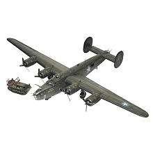 Revell Model Aircraft Kit   B 24D Liberator Aircraft   Revell