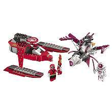 Mega Bloks Power Rangers Samurai Red Ranger Showdown (5789)   MEGA